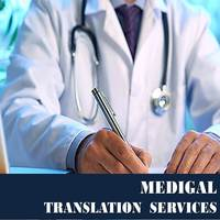 Highest quality Medical Translation provider in India