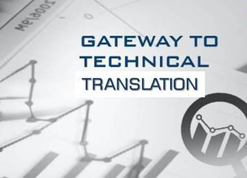 Technical Translation Services Practically High level of precision with best QC process